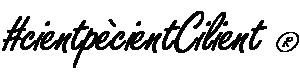 #cientpècientCilient